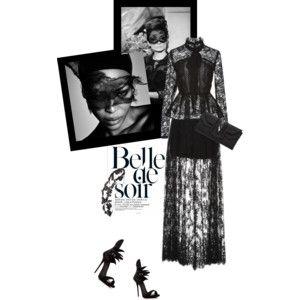 Black lace story