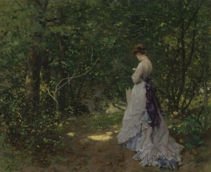 Ferdinand Heilbuth (French 1826–1889)