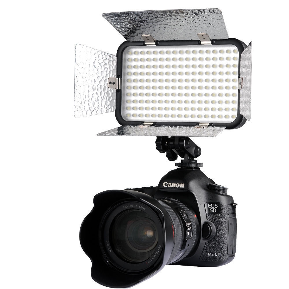 62.99$  Buy here - http://aliv7n.worldwells.pw/go.php?t=32614526205 - Godox 2200Lux LED 170II Video Light 5500-6500K for DSLR Camera Camcorder DV 62.99$