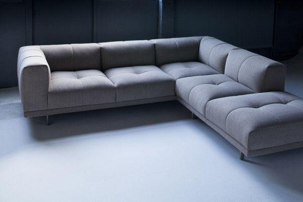 New sofa by Dutch designer Jan des Bouvrie