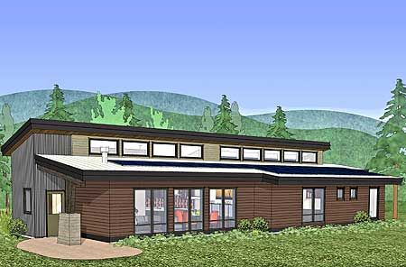 Plan 46036hc country stone cottage home plan house for Net zero ready house plans