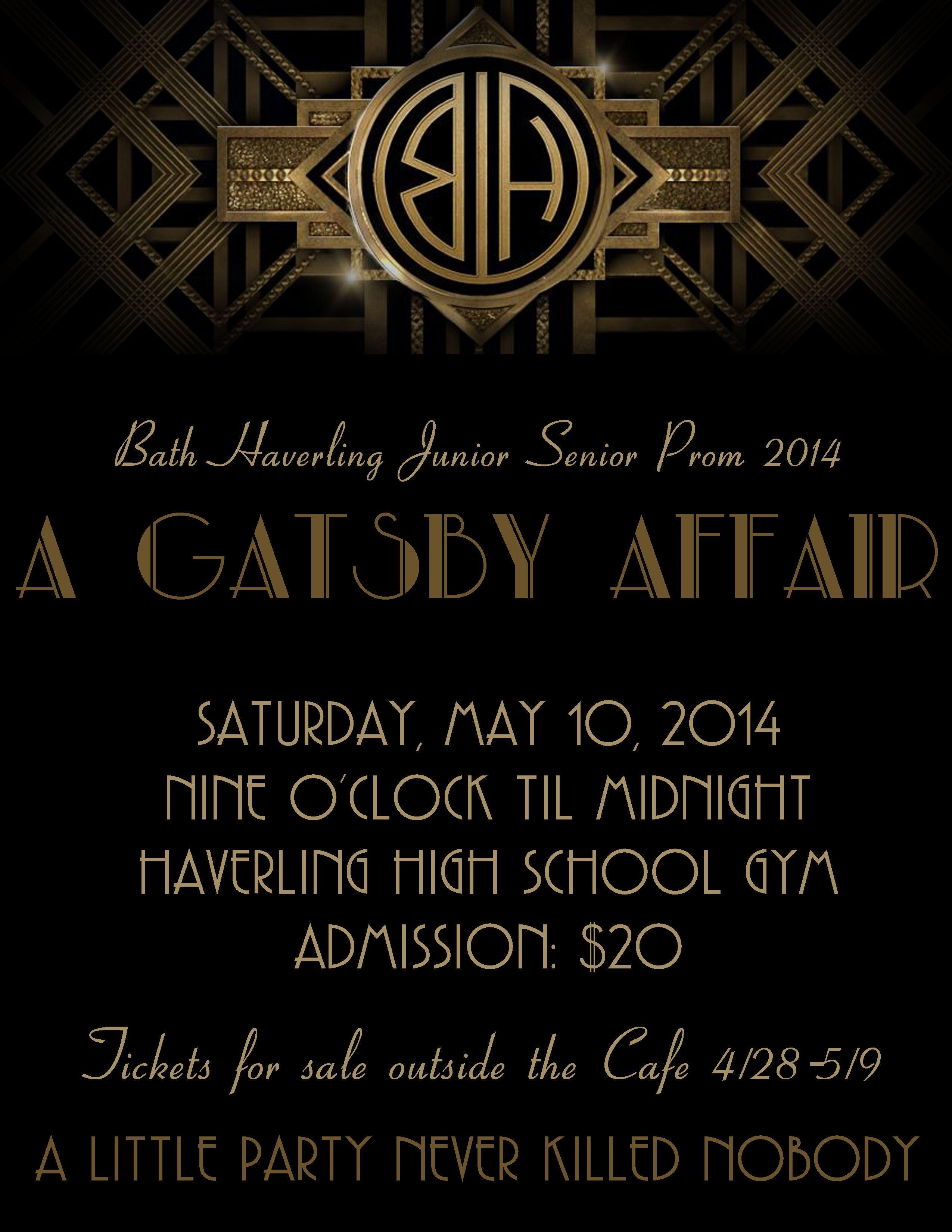 Class of 2014 Senior Prom CLHS. OMG @J O Jo Skye prom is tomorrow ...