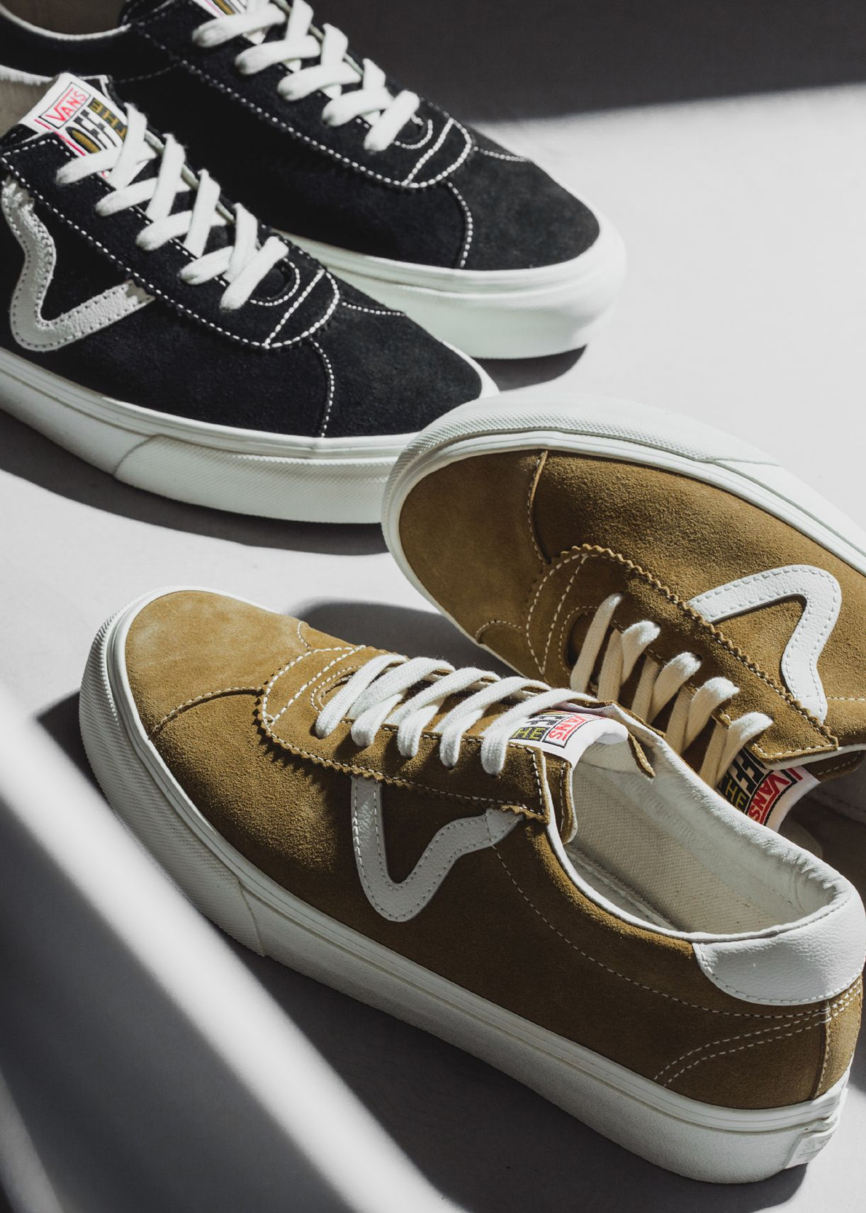The Vans Epoch Sport Is the Brand's Newest Old Sneaker | GQ