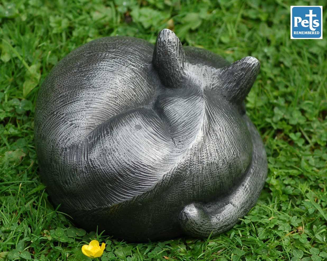 'At Peace' Cat Casket (With images) Pet memorial plaque
