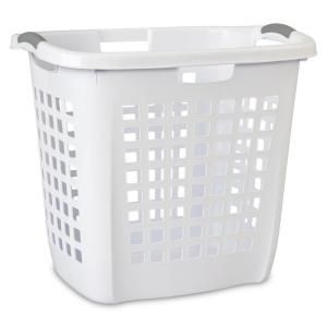 Sterilite Ultra Easy Carry Laundry Hamper 4 Pack 12258004 At The