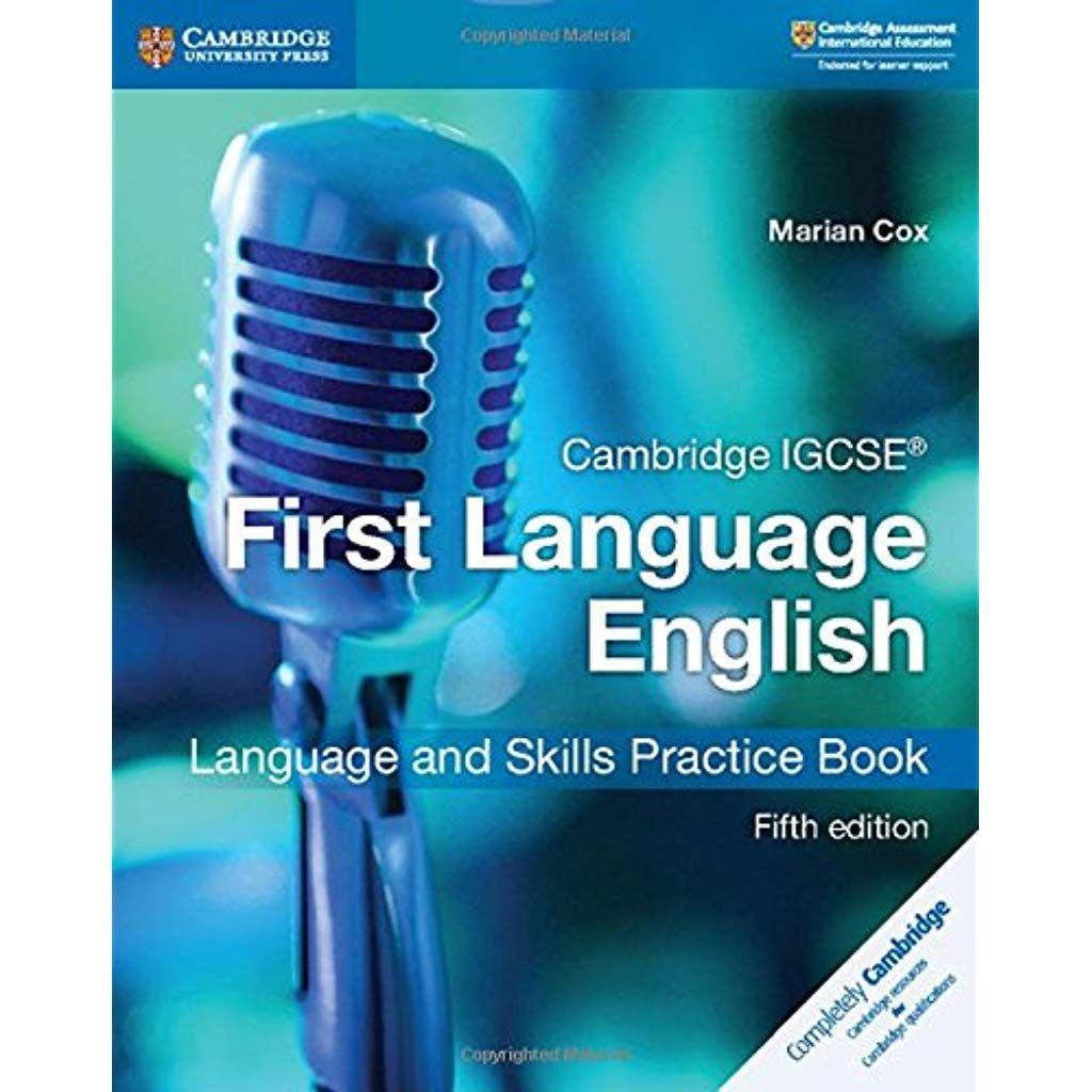 Cambridge Igcse First Language English Workbook Per Le