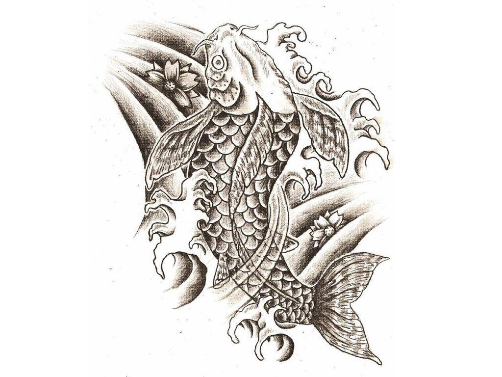 Japanese Koi Fish Tattoo Designs Japanese Koi Fish Tattoo Drawing Real Koi Fish Tattoo Koi Tattoo Design Japanese Koi Fish Tattoo
