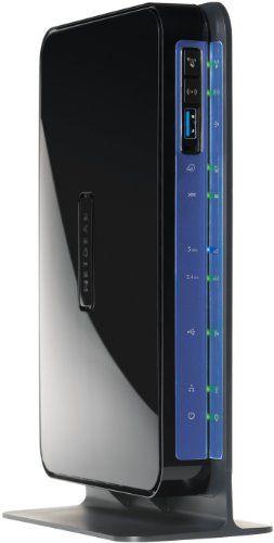 NETGEAR N600 Dual Band Wi-Fi DSL Modem Router  ADSL2+ Gigabit Ethernet (DGND3700) for sale