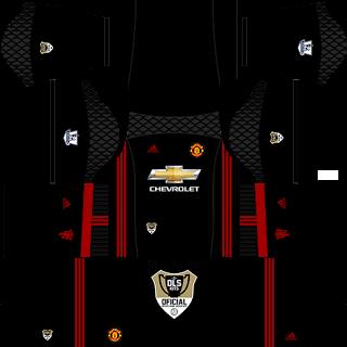 Manchesterunited5 1617 Dls16 Dream League Soccer Manchester Yunajted Futbol Sport
