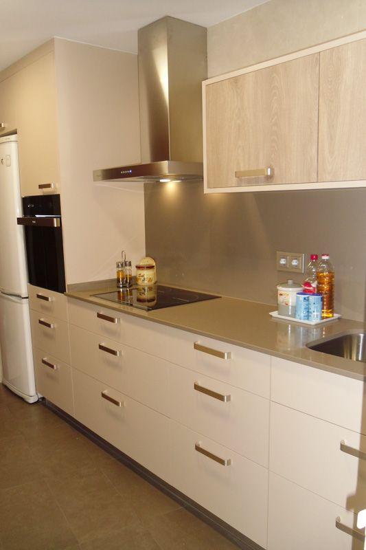 Como Diseñar Una Cocina Integral Pequeña Diseno De Cocina Pando Integral Cooking Realizado Por Suministros