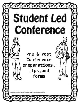 Student Led Conference (Pre and Post Conference