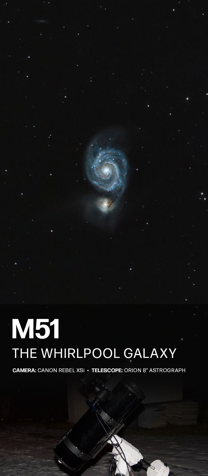 The Whirlpool Galaxy M51 Pictures Facts And Location Whirlpool Galaxy Galaxy Spiral Galaxy