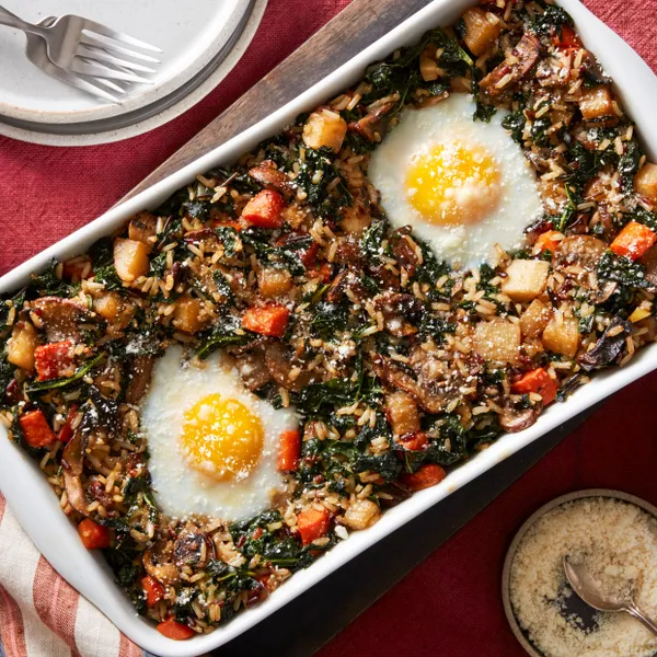 Yummy Recipes to Cook in OctoberLiving Rich With Coupons®  |Kale Turnip Casserole