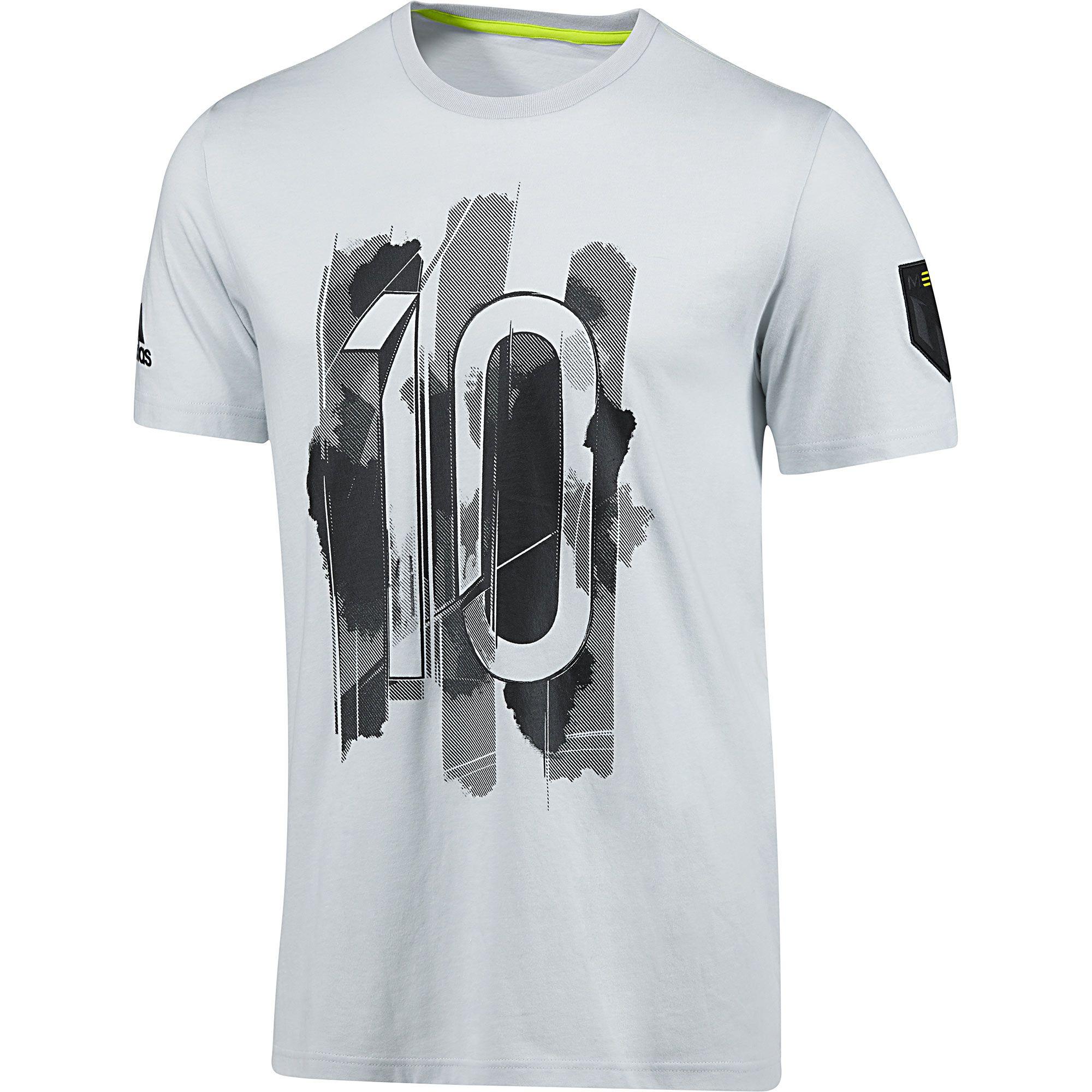 Messi T Shirt In G 2019 Design Tee Adidas 10Regional vbfyY67g
