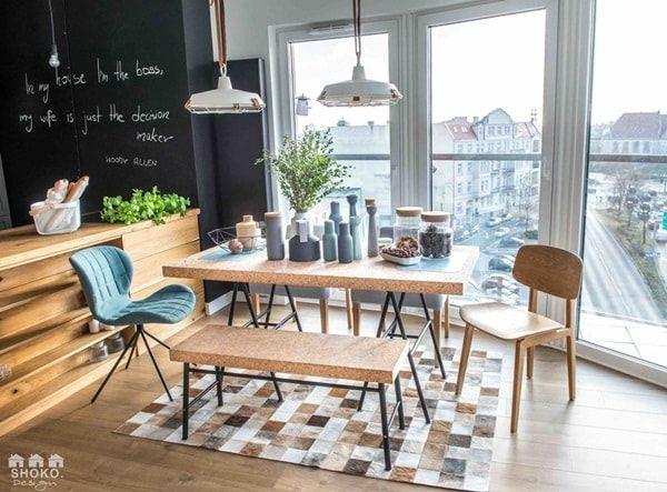 Un apartamento con estilo nórdico y toques industriales   Estilo ...