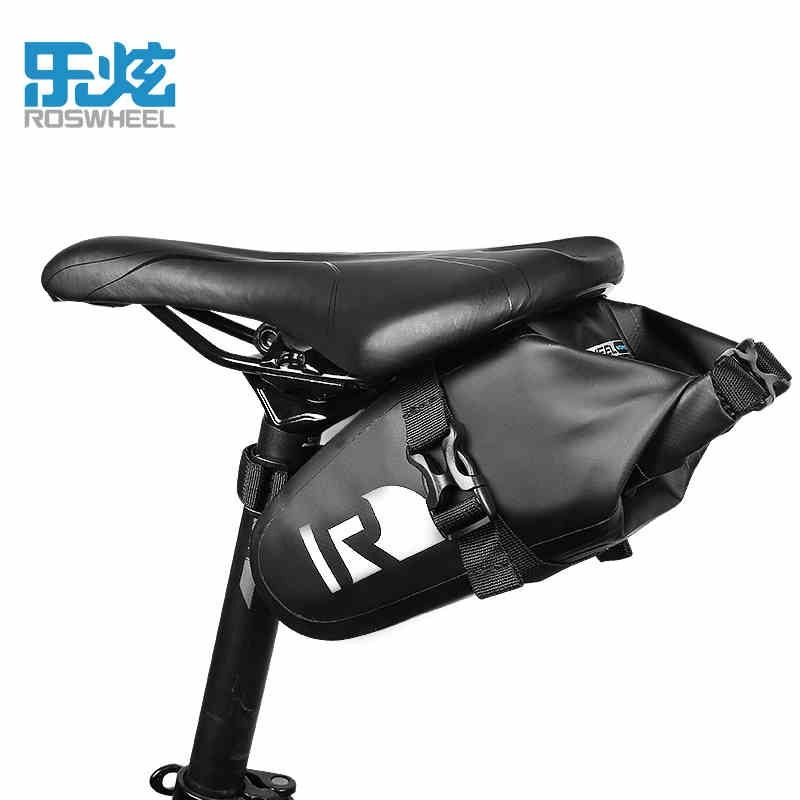 ROSWHEEL 2017 newest full waterproof bike saddle bag | roswheel bag ...