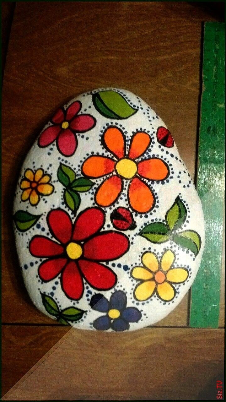 Painted Rocks Ideas Weapon to Wreck Your Boring Time Images Steinbilder Boring Ideas images Painted Rocks Steinbilder Time 50 Best Painted Rocks Ideas Weapon to Wreck You...