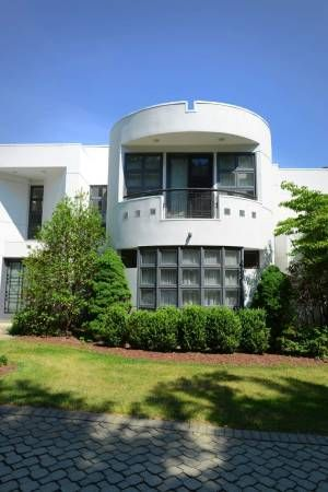 A contemporary home in ramsey listed for 825000
