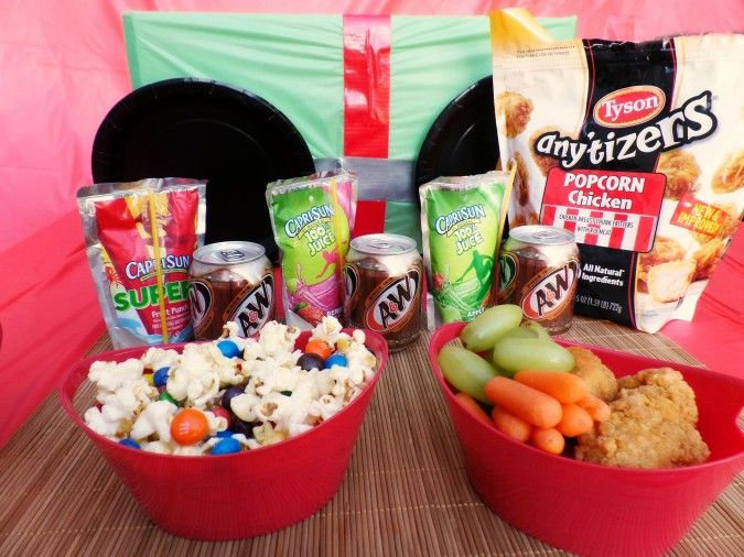 Cute Drive In Movie Theater at home- DIY for kids