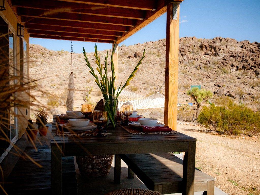 Vacation Rentals Joshua Tree | Unique Pods Joshua Tree CA | Cool ...