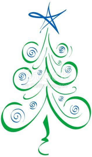Whimsical Christmas Tree Whimsical Christmas Trees Christmas Tree Painting Whimsical Christmas