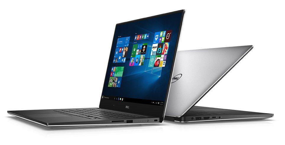 Dell XPS 15 9550 / Intel i5-6300HQ 8GB 256GB SSD GTX 960M 15.6 4K Touch Win 10