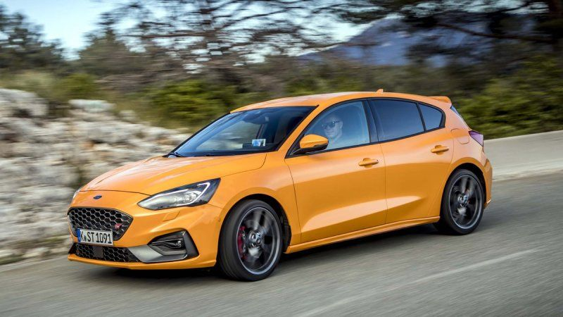 2020 Ford Focus St First Drive Review Sadly It S Better Than