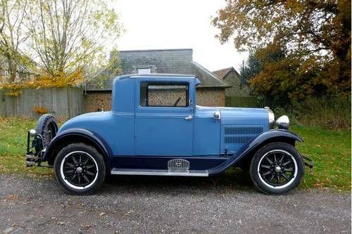 Hudson Essex Super Six (1929) | Hudson / Essex / Terraplane