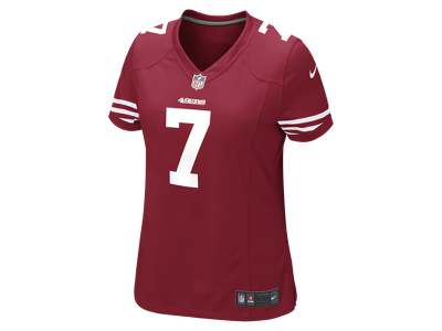 Cannot Wait To Get My Kaepernick Jersey In The Mail Hope It Comes Before Sunday San Francisco 49ers Game 49ers Ladies San Francisco 49ers