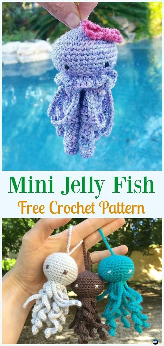 Free Amigurumi Pattern: Little Fish — BuddyRumi | 1200x570