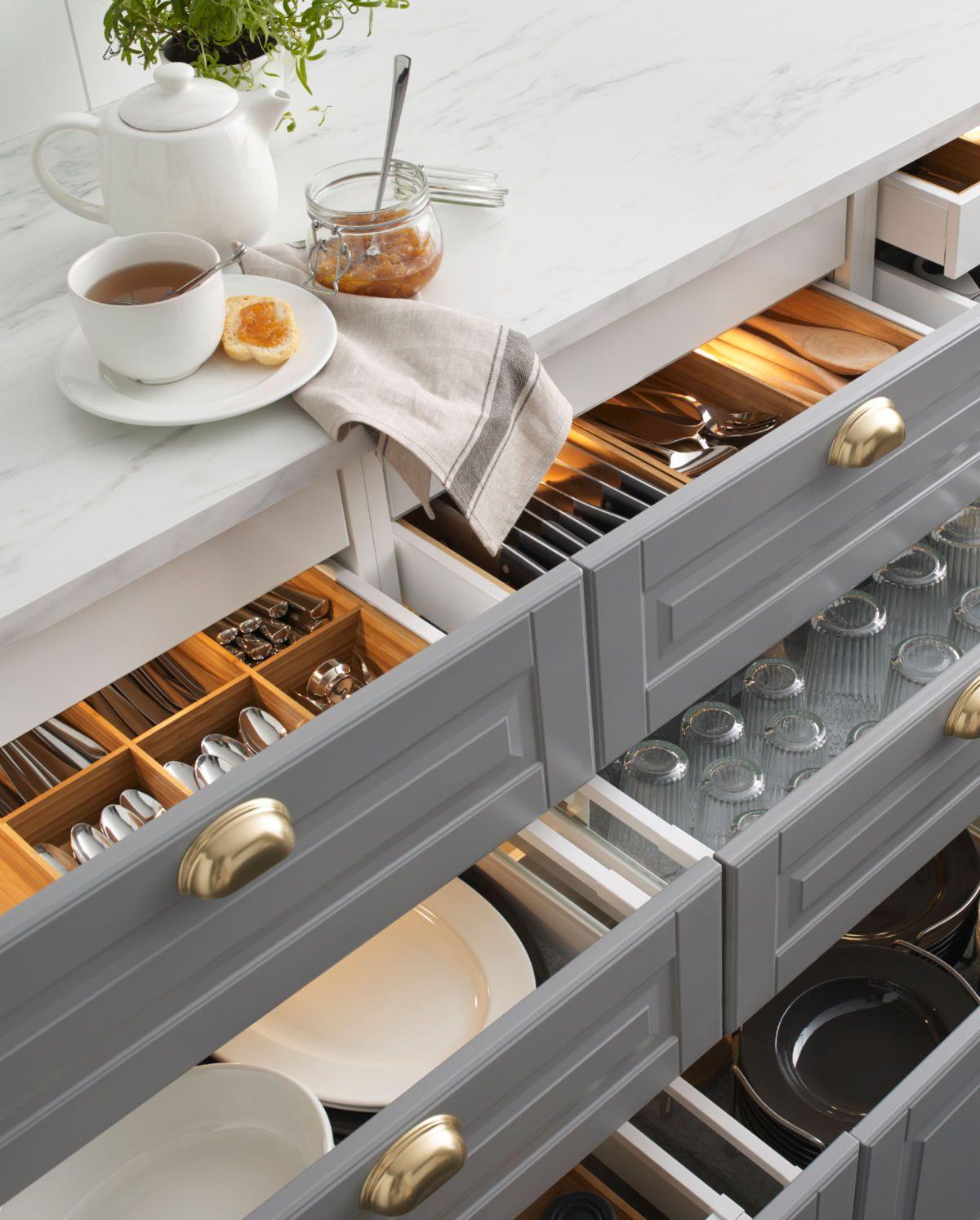 Brochure cuisines ikea 2017 idee1 for Ikea home planner 2017