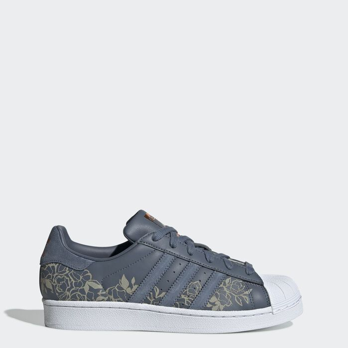 Superstar Shoes Raw Steel Womens