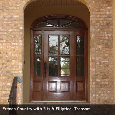 French Country Front Entry Doors for Homes   ... our fine ...