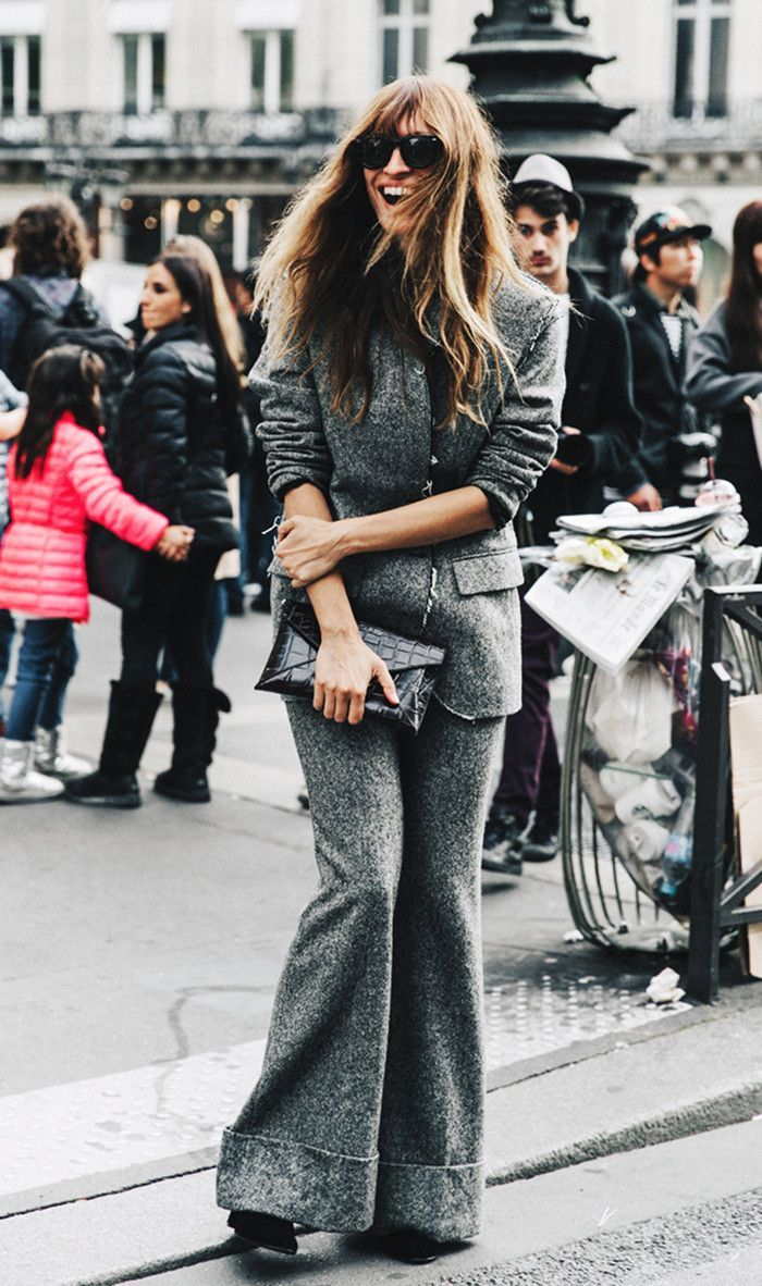 b1e4fc0b8fc2 French trendsetter Caroline de Maigret has some seriously inspiring style  advice.
