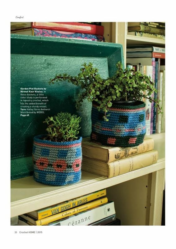 Interweave Crochet 2015 Special Issue Home
