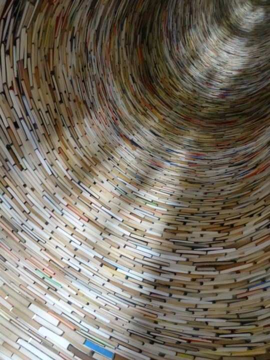 unusual things to see in Prague., book tunnel