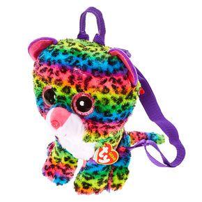TY Beanie Boo Dotty the Leopard Backpack c55978b5d1f
