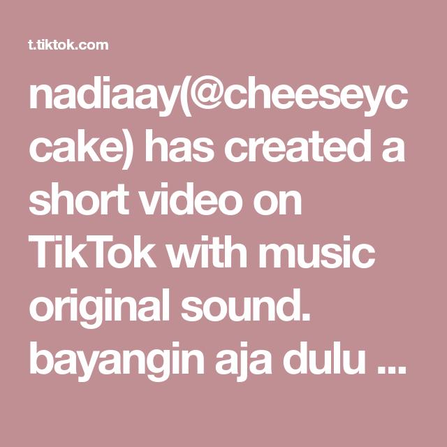 Nadiaay Cheeseyccake Has Created A Short Video On Tiktok With Music Original Sound Bayangin Aja Dulu Straykids Felix Kpop Foryou Fyp