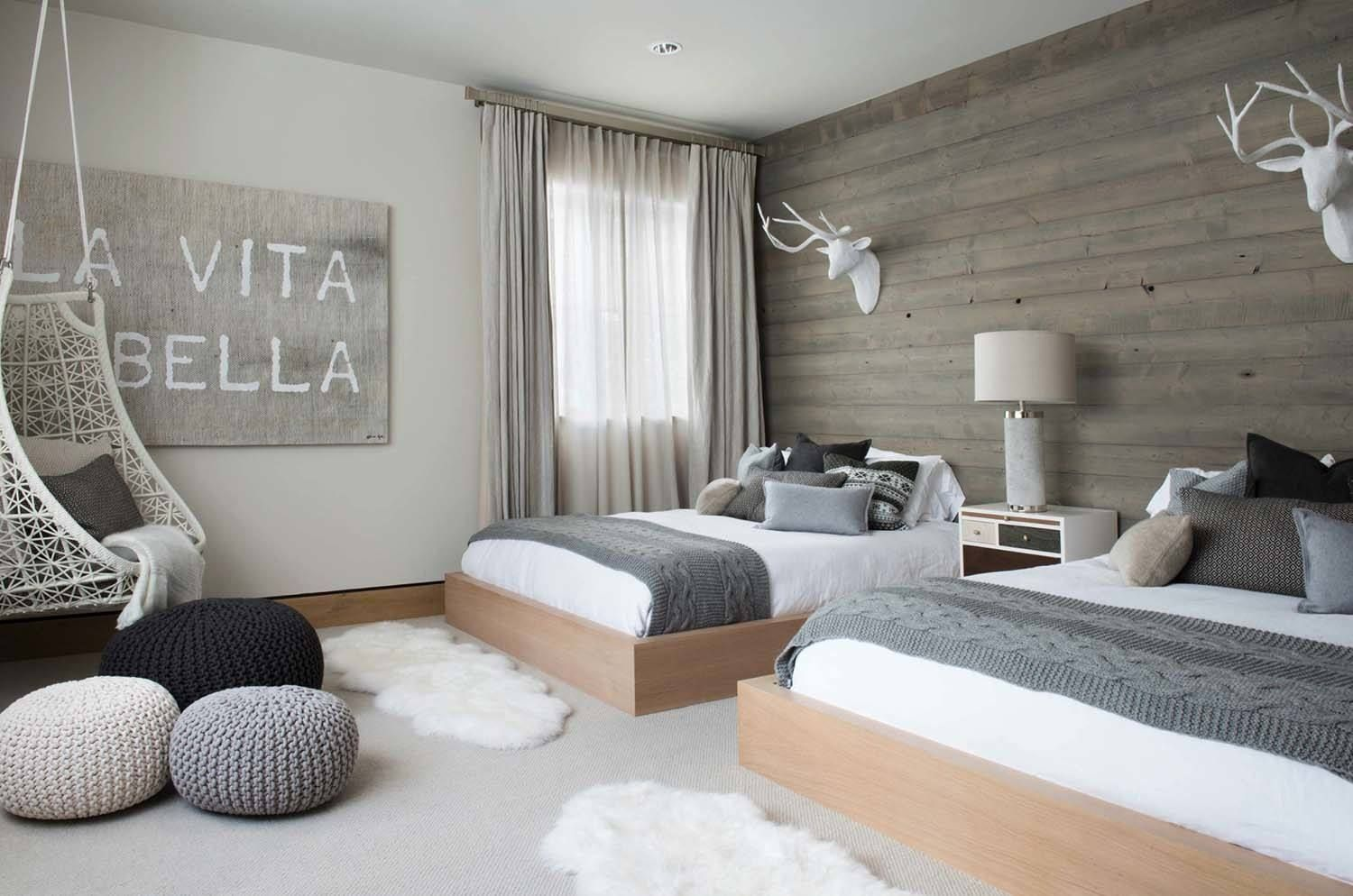 45 Scandinavian Bedroom Ideas That Are Modern And Stylish Cabin