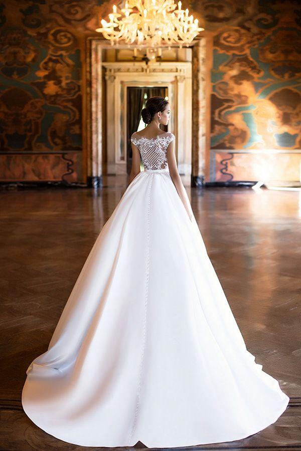 Milla Nova Bridal 2017 Wedding Dresses | Hochzeitskleider, Tüll ...