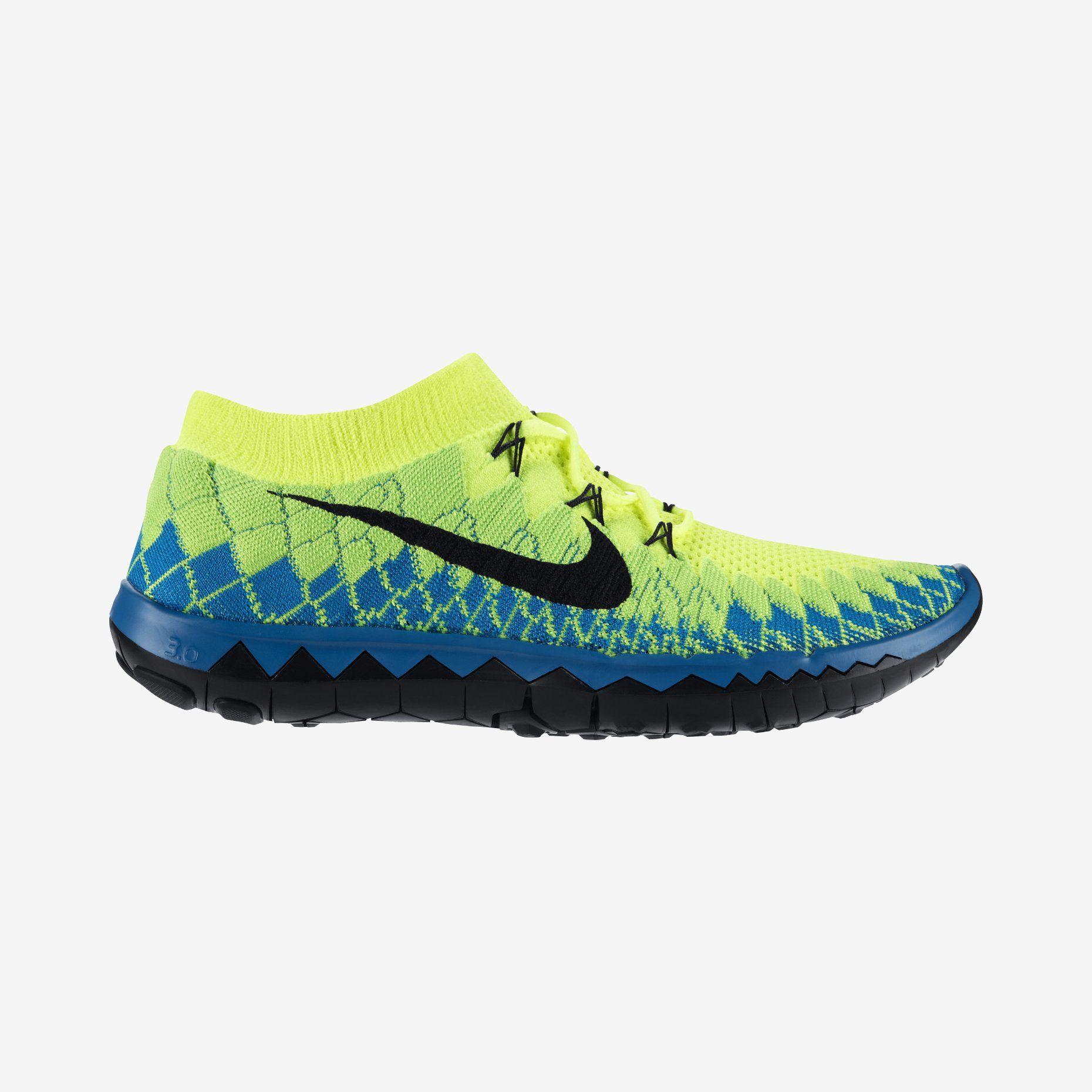 Custom Nike Free Run 3.0