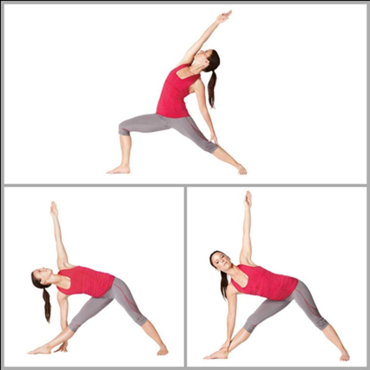 7 postures de yoga à faire chez soi | Posture de yoga ...
