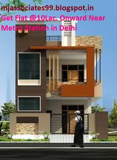 Reputed builder in uttam nagar property near janakpuri vikas puri easy also duplex house plans elevation photos indian style rumah minimalis rh pinterest