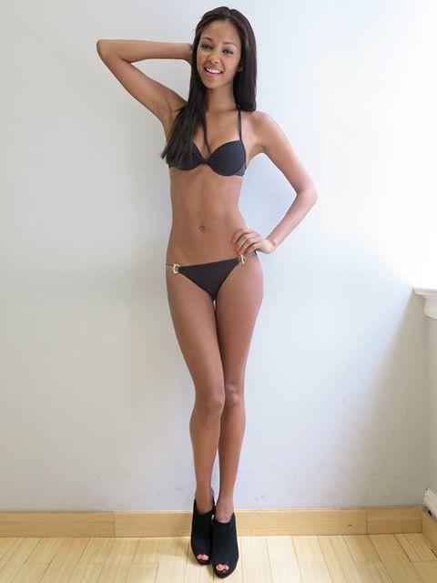 Sexy Skinny Black Teenagers
