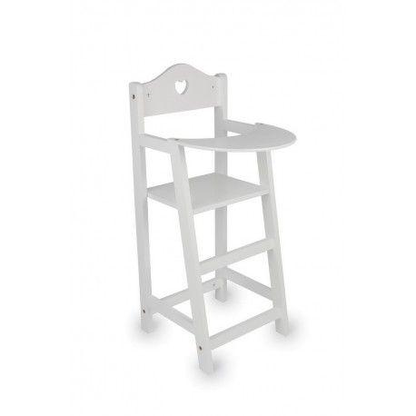 Chaise Haute Pour Poupees Chaise Haute Poupee Chaise Haute Meubles De Poupee