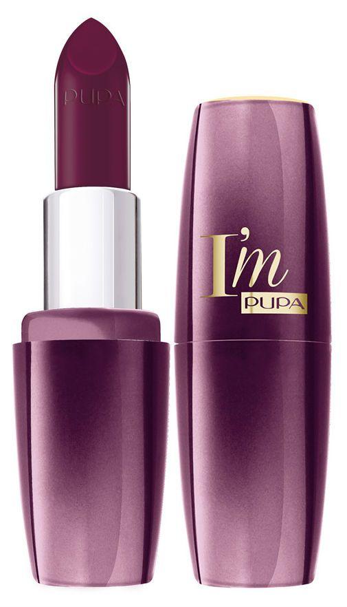 Pupa Velvet Garden Im Lipstick 312 Burgundy Poppy Pupa Pinterest