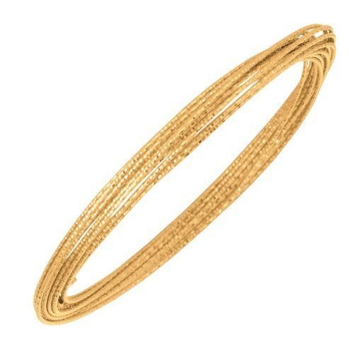 Classic Piece Is Rhodium Plated Sterling Silver .925 and Yellow Gold Plated Bangle Bracelet Deana Dean. $174.99. Layered. rhodium plated. Yellow Gold Plated. Bangle Bracelet. Sterling Silver. Save 45%!