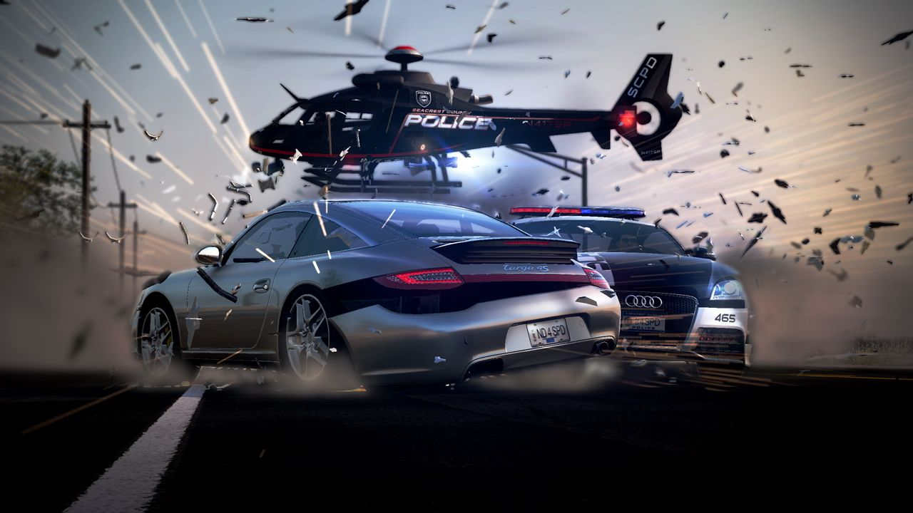 Games Need For Speed Cars
