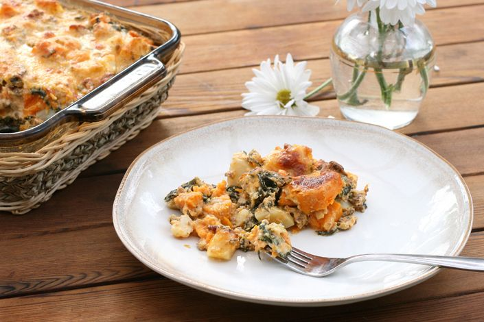 Countrywide Farmers' Markets ~ South Carolina and Farm Share Boxes and A Cheesy Garden Casserole Recipe   WholeLifestyleNutrition.com
