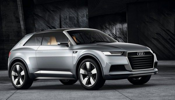 Audi Crosslane.